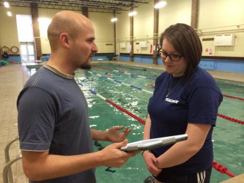 iPads in teaching